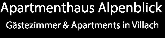 Apartmenthaus Alpenblick Villach
